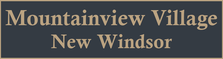 mountainview village new windsor logo
